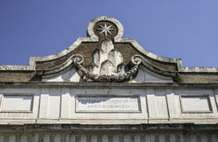 Piazza del Popolo, Rome Royalty Free Stock Photography