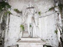 Piazza Del Popolo statua Obraz Royalty Free