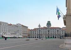 Piazza del UNITA Στοκ Φωτογραφία
