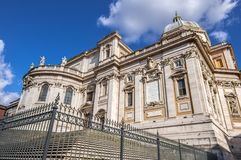 Piazza Dell Esquilino, Rome royalty free stock photography
