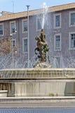 Piazza della Repubblica Stock Photography