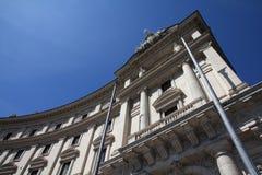 Piazza della Repubblica, Rome Stock Photography