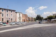 Piazza della Repubblica Stock Photos