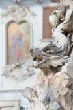 Piazza Della Rotonda Stock Photo
