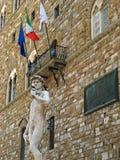 Piazza della Signoria  Royalty Free Stock Photo