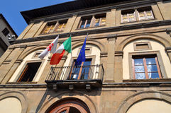 Piazza Della Signoria Florence, Italy Royalty Free Stock Image