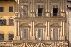 Piazza della Signoria. Historic buildings on the edges of the Piazza della Signoria, Florence, Italy Stock Photo