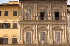 Piazza della Signoria. Historic buildings on the edges of the Piazza della Signoria, Florence, Italy Stock Photography