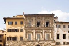 Piazza della Signoria. Historic buildings on the edges of the Piazza della Signoria, Florence, Italy Royalty Free Stock Photography