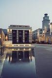 Piazza della Victoria in Brescia Royalty Free Stock Photo