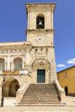 Piazza di圣Benedetto 库存照片