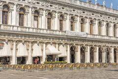Piazza Di SAN Marco, Βενετία, Ιταλία Στοκ Φωτογραφίες