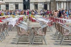 Piazza Di SAN Marco, Βενετία, Ιταλία Στοκ εικόνες με δικαίωμα ελεύθερης χρήσης