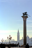 Piazza di San Marco- Venezia, Italia Fotografia Stock