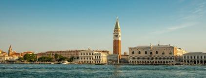 Piazza di San Marco a Venezia fotografia stock