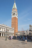 Piazza di San Marco, Venice, Italy Royalty Free Stock Photography