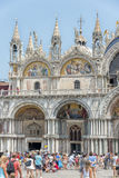 Piazza di San Marco, Venice, Italy Royalty Free Stock Photos