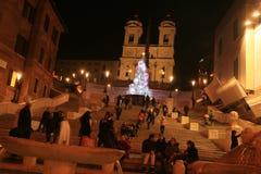 Piazza di Spagna Fotos de archivo libres de regalías