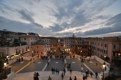 Piazza di Spagna, Himmel, Stadt, Stadt, Marktplatz Stockbilder