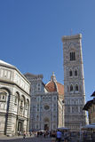 Piazza Duomo Royalty Free Stock Images