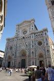 Piazza Duomo Zdjęcia Royalty Free