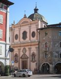 Piazza Duomo Royalty-vrije Stock Afbeelding