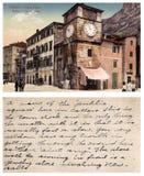 piazza för armicattaro D Arkivbild