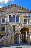Piazza Ferreto Royalty Free Stock Image