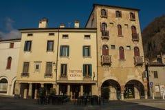 Piazza Flaminio Stock Photo