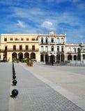 Piazza in Havana Stock Photography