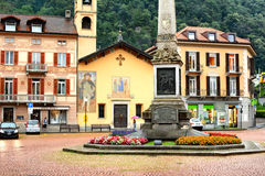 Piazza Indipendenza Royalty Free Stock Photography