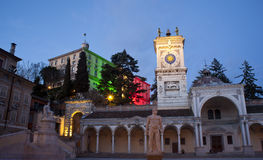 Piazza Libertà, Udine Stock Image