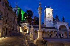 Piazza Libertà, Udine Royalty Free Stock Photo