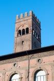 Piazza Maggiore a Bologna - Emilia Romagna - Italia Fotografia Stock