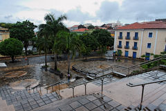 Piazza Mauro-Machado Stockfotografie