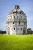 Piazza Miracoli Pisa Zdjęcia Royalty Free