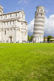 Piazza Miracoli Pisa Stock Image