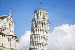 Piazza Miracoli Pisa Royalty Free Stock Photo