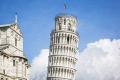 Piazza Miracoli Pisa Royalty Free Stock Photo