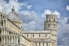 Piazza Miracoli Pisa Royalty Free Stock Images