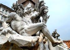 Piazza Navona Image stock