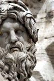 Piazza Navona. Fontana dei Quattro Fiumi in Piazza Navona royalty free stock photography