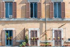 Piazza Navona building Stock Photo