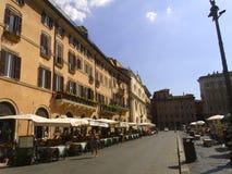 Piazza Navona royalty free stock photo
