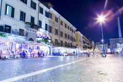 Piazza Navona Royalty Free Stock Photos