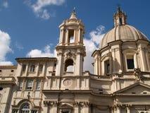 Piazza Navona - Roma Stock Photos