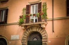 Piazza Navona, Rome Italië Stock Afbeelding