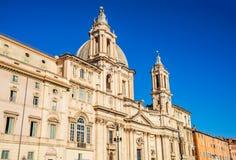 Piazza Navona, Rome Royalty Free Stock Photo