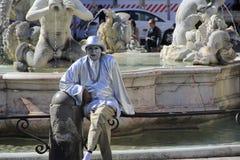 Piazza novana Royalty-vrije Stock Fotografie