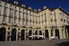 Piazza Palazzo di citt�, Torino, Italy Stock Photography